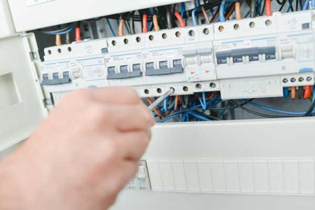 Domestic Electrician in Glasgow